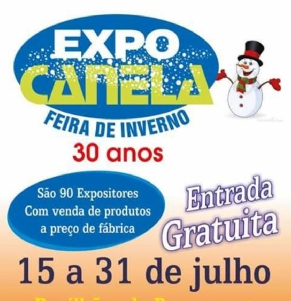 Evento Expo Canela